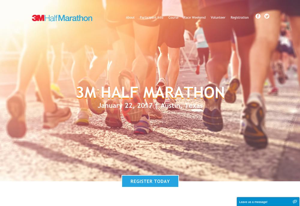 3M Half Marathon